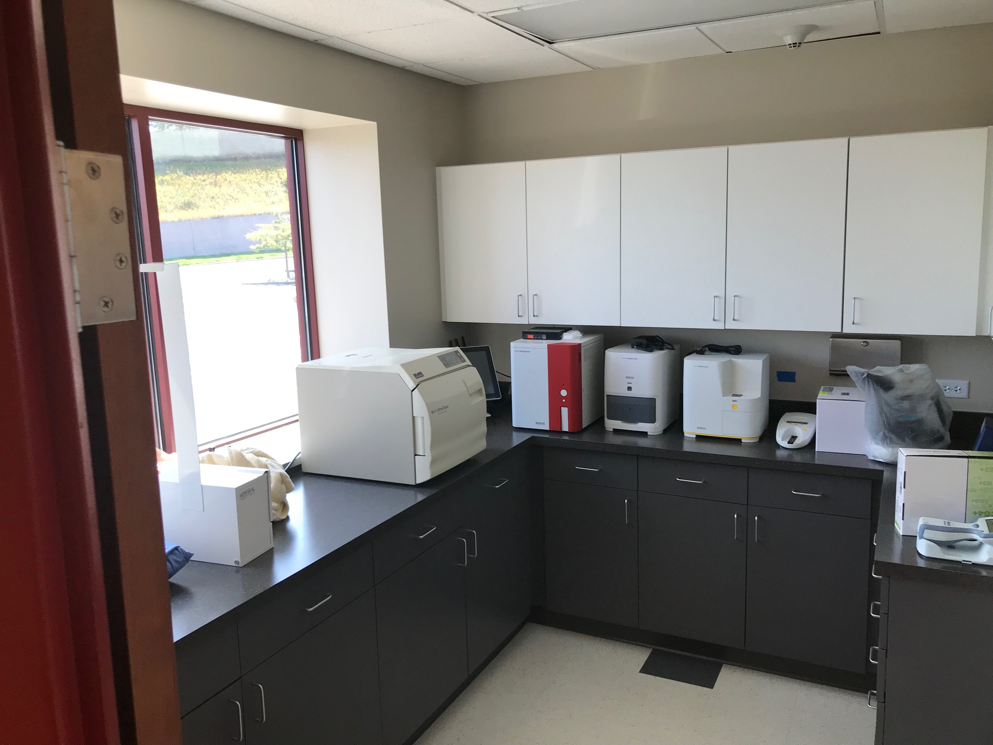 Emergency Pet Hospital Lab