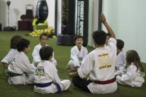 After School Program – Evolve All – martial arts training