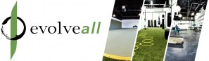 Evolve All – website banner