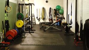 EvolveAll Strength Room