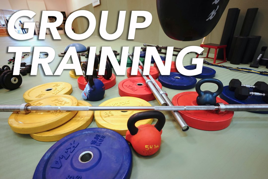 group training - EvolveAll - Training Arts Center, VA