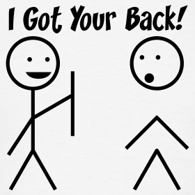 i got your back - Friends Day