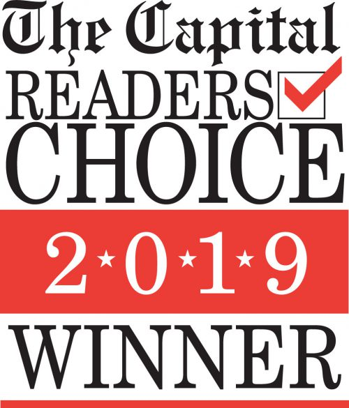 Capital Readers Choice 2019 Best Urgent Care Evolve Medical - COVID-19 Testing