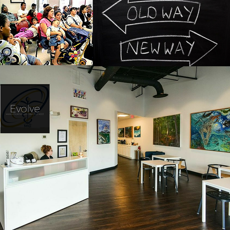 Old Way New Way Evolve - Virtual Visits
