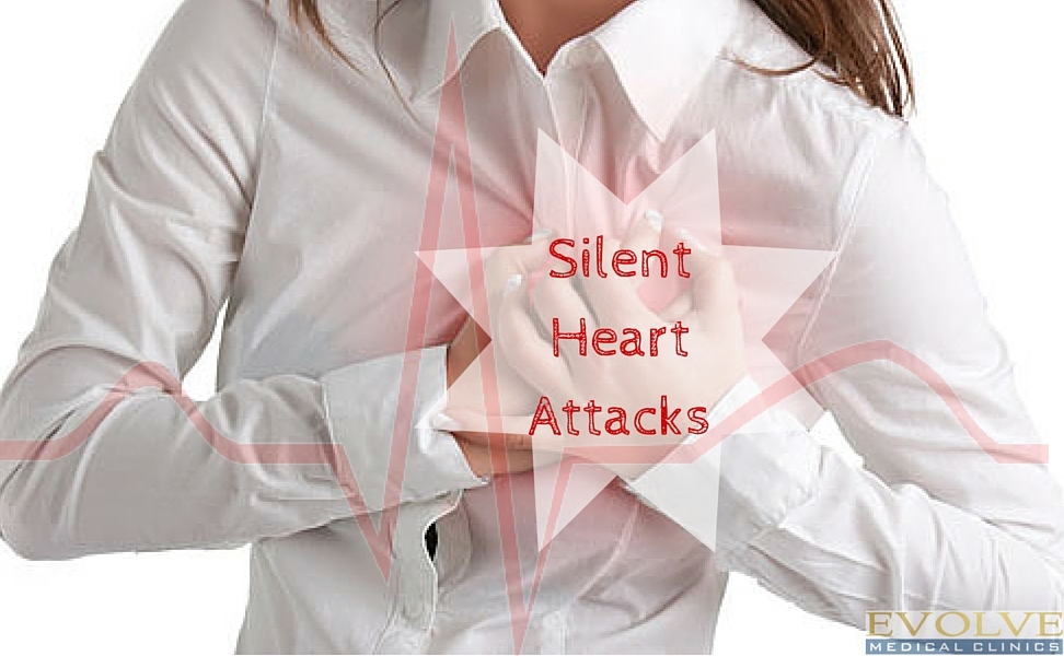 Half of Heart Attacks are Silent