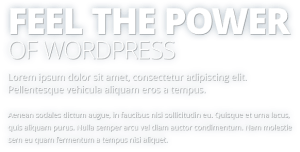 power - power