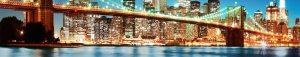 slide12 - Brooklyn bridge at night