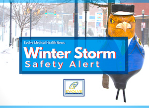 Anne Arundel County: Winter Storm Safety Alert