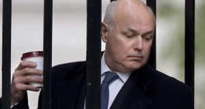 Iain Duncan Smith Behind Bars