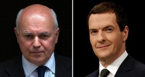 Iain Duncan Smith George Osborne