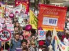 NUT London Teachers strike