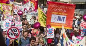 NUT London Teachers strike