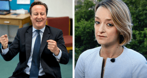 Cameron and Kuenssburg - Tory Election Fraud BBC