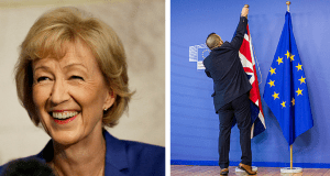 The UK is at a post-Brexit crossroads. Andrea Leadsom as PM is a car crash waiting to happen.
