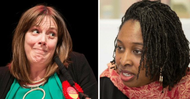 Jess Phillips Dawn Butler Feminism