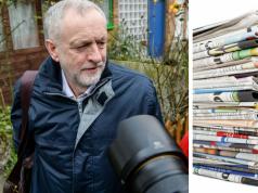 Corbyn Media Bias