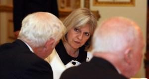Theresa May Trade Unions