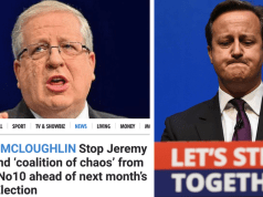 Tories Coalition of Chaos