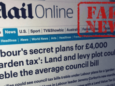 The right-wing press are LYING to you about Labour's 'Land Value Tax'. Here's the truth.