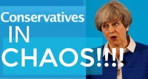 Conservatives In Chaos!