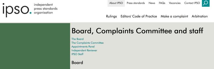 IPSO Board