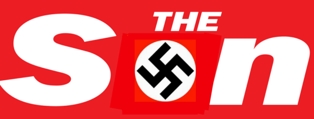 The Sun Logo Swastika
