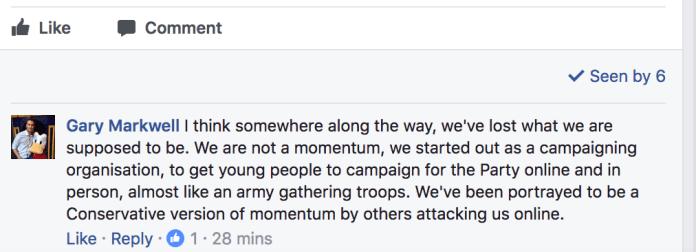 Gary Response Tory Thomas Post 1