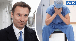 """""""Utterly shameful"""" Tories wasted £3m in failed attempt to privatise NHS staffing agency"""