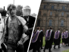 'Think flatcaps and filth' - Posh students cancel party mocking miners' strike after fury from genuine miners