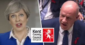 Damian Green's Constituency Council sacked 2 employees for viewing porn at work | Theresa May Damian Green