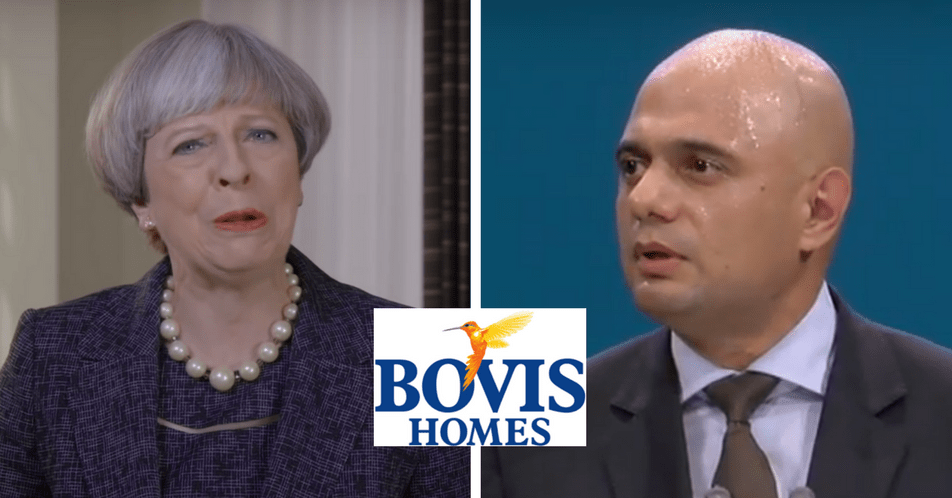 98% of All Homes Built Under the Tories' Help to Buy Scheme are