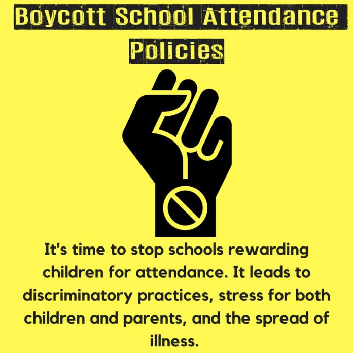 Attendance boycott
