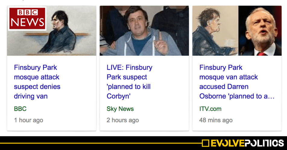 Why don't the BBC think a plot to assassinate Jeremy Corbyn is headline news?