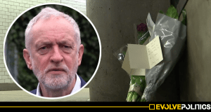 Jeremy Corbyn pleads with Britain to 'stop walking by' as homeless man dies outside Parliament