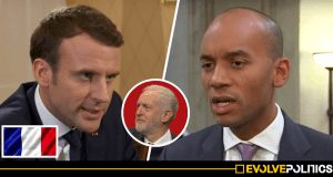 "France's Centrist 'Blairite' President Macron sides with Corbyn over Russia: We must wait for ""definitive conclusions"" before apportioning blame"