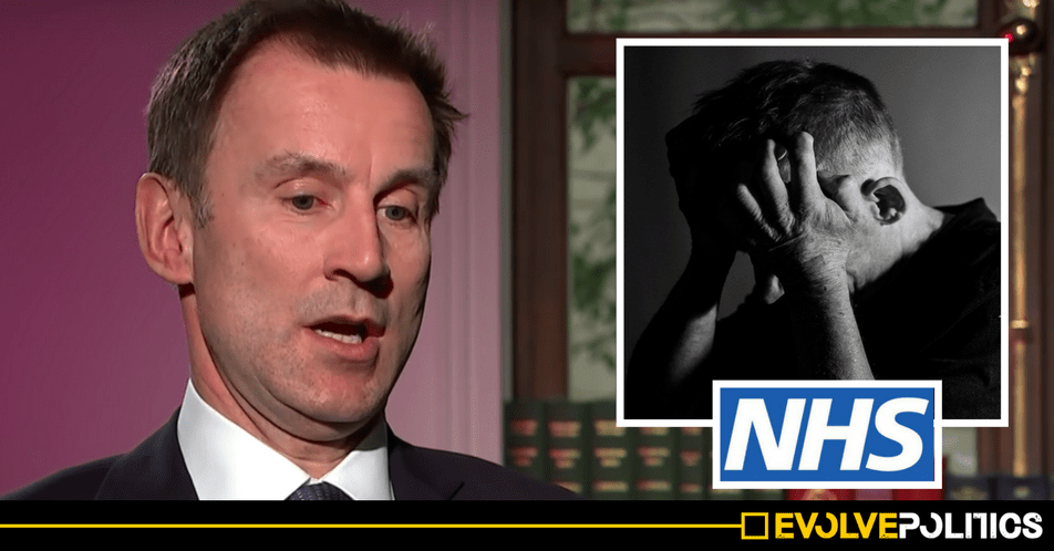 Tory NHS underfunding directly implicated for deaths of at least 271 vulnerable mental health patients