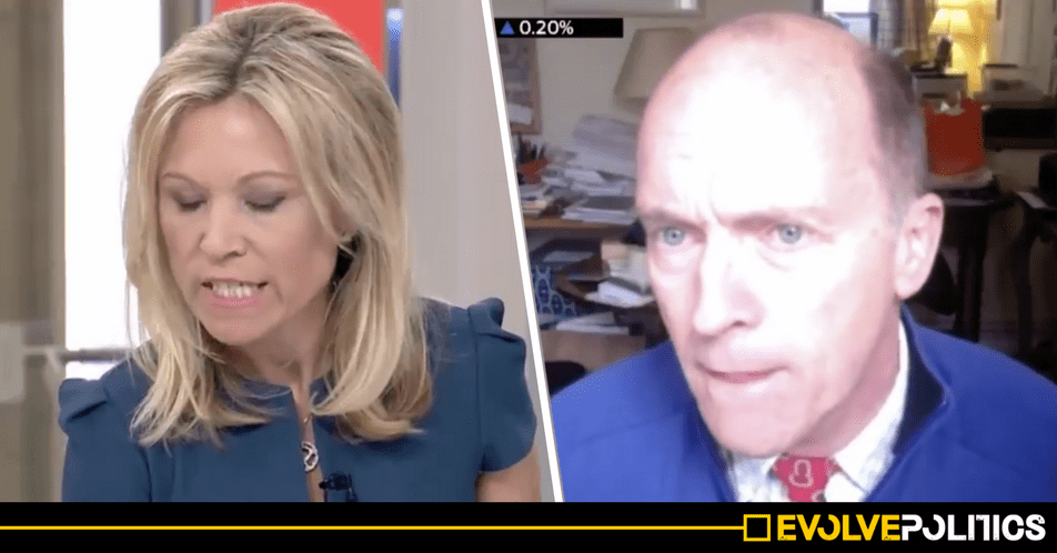 WATCH: Ex-British Army Chief cut off by Sky News after questioning UK's Assad Chemical Attack narrative [VIDEO]