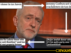 """Multi-Millionaire Ex-Labour donor who """"quit party over anti-Semitism"""" used tax havens to build vast property fortune"""
