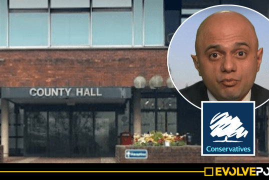 Yet another Conservative-run Council is facing bankruptcy - and this time it's in a Tory Minister's OWN Constituency