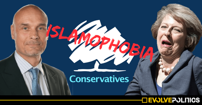 Tory Islamophobia crisis deepens as YET ANOTHER Councillor expelled amid alleged anti-Muslim remarks and far-right links