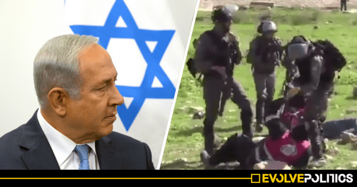 Israel is debating making it ILLEGAL for anybody to film or photograph their soldiers' actions