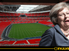 Theresa May just confirmed the Tories will screw the taxpayer out of £161m by flogging Wembley to US billionaire