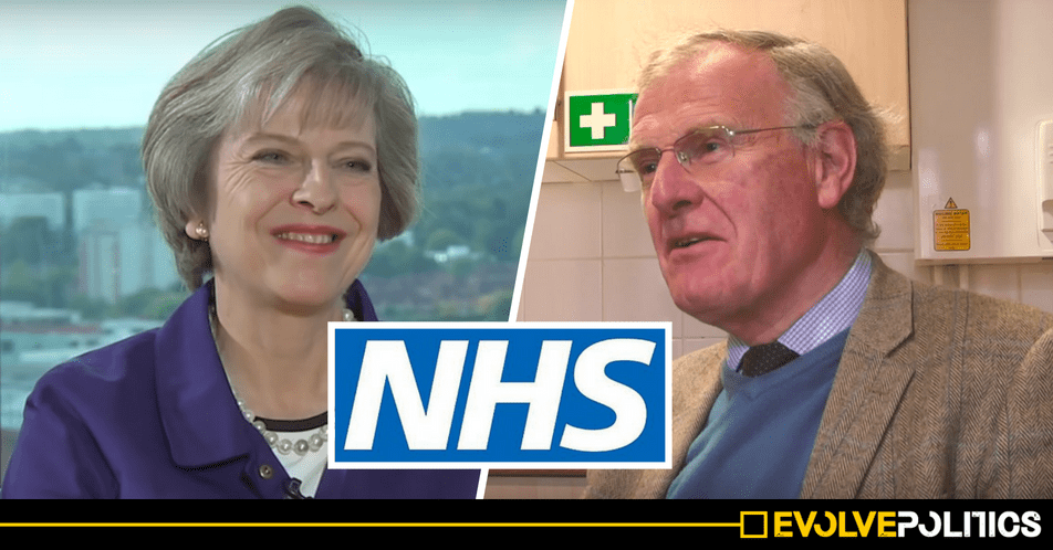 A Tory bill to charge every UK citizen for using the NHS is being debated today