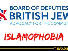 """Member of The Jewish Board of Deputies labels Muslims as """"the vilest of animals"""""""