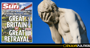 This thread destroying The S*n's latest ridiculous Brexit front page is going viral for very obvious reasons