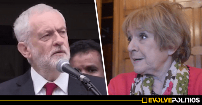 'Fuming maniac' Margaret Hodge once branded an entire audience 'stupid' after Corbyn beat her in a debate