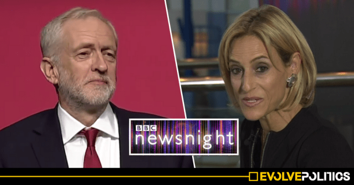 WATCH: The BBC just falsely labelled Jeremy Corbyn's policies as