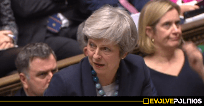 The Conservative Party are on the brink of splitting over Theresa May's botched Brexit deal