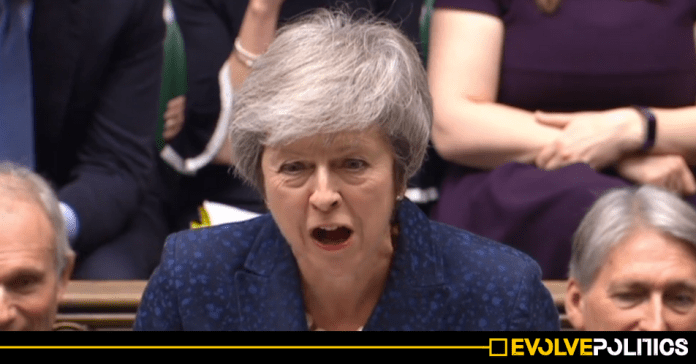 Five Senior Tory Ministers preparing to 'knife Theresa May in the back' in crunch No Confidence vote