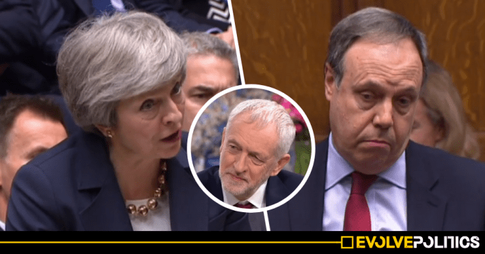 Huge boost for Corbyn as DUP Deputy Leader declares he wants a General Election